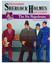 Shree Book Centre Is Holmes The Six Napoleaons