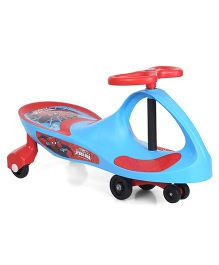 Spiderman Swing car - Blue And Red