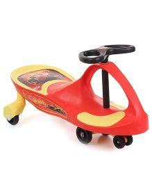 Hotwheels Swing Scooter - Red