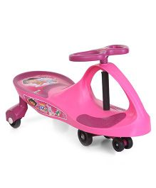 Dora and Friends Swing Car - Pink