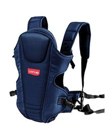 Luv Lap 3 Way Baby Carrier Galaxy Blue - 18203