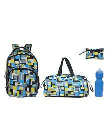 Avon Bags Frankeypak Multi Color Backpack Combo - Set of 4