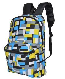 Avon Bags Digi-Multi Color 15 Litres Backpack