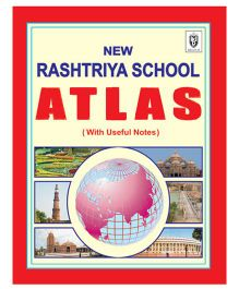 Naveen Rashtriya School Atlas With Useful Notes - English