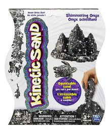 Wacky Tivities Kinetic Metallic Sand - Grey