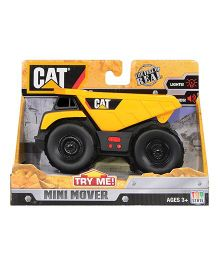 CAT Mini Mover Yellow - Set of 4