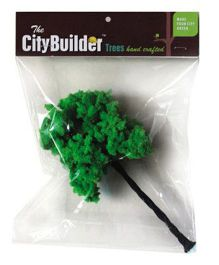 The City Builder Tree - Green