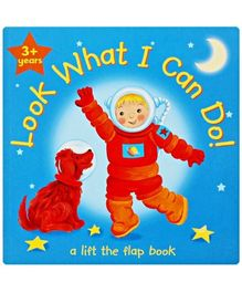 Look What I Can Do - English