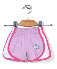 Red Ring Shorts Pink (Prints May Vary)