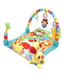 Bright Starts Jungle Discovery Activity Gym - Multicolor