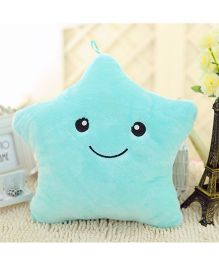Stybuzz Cute Star Cushion - Blue