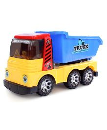 Fab & Funky Truck Toy - Blue And Yellow