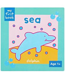 My First Book Sea Dolphin