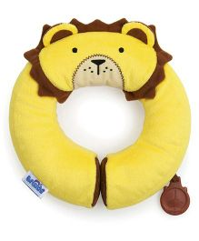Trunki Yondi Lion Travel Pillow - Yellow