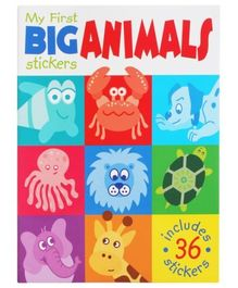 My First Big Animals Stickers