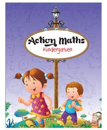 Action Maths KG - English