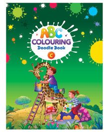ABC Colouring Doodle Book C - English