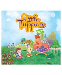 Little Tuppen Pop-up Book - English