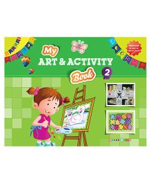 My Art And Activity Book 2 - English