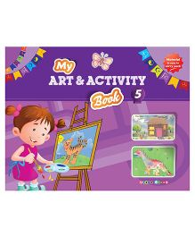 My Art And Activity Book 5 - English