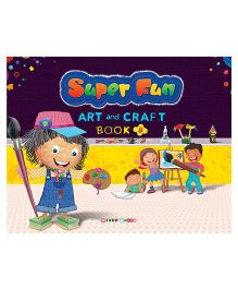 Super Fun Art & Craft Book B - English