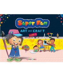 Super Fun Art And Craft Book 2 - English