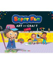 Super Fun Art And Craft Book 3 - English