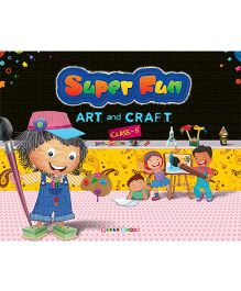 Super Fun Art & Craft Book 5 - English