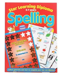 Star Learning Diploma Spelling