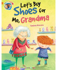 Let's Buy Shoes for Me Grandma Story Book - English