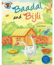Baadal And Bijli Story Book - English