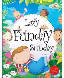 Lazy Funday Sunday Story Book - English