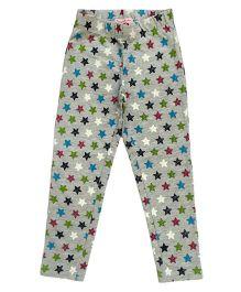 CrayonFlakes Stars in the Sky Fleece Pants  - Grey