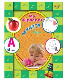 My Alphabet Activity - English