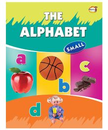 The Alphabet Small Letters Writing Book - English
