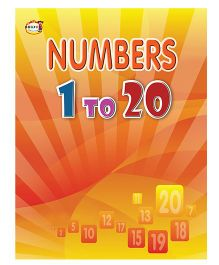 1 to 20 Writing Numbers - English