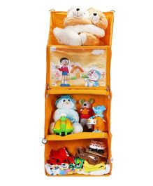 Doraemon Fun Rack Hanging - Orange