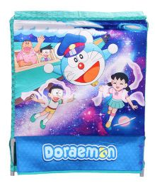 Doraemon Laundry Cum Toy Tub - Green