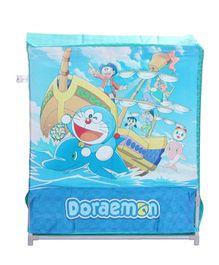 Doraemon Laundry Cum Toy Tub - Blue