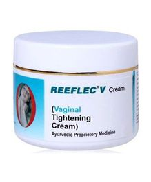 Lasky Herbal Reeflec V Vaginal Tightening Cream - 50 gm
