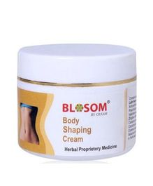 Lasky Herbal Blosom Body Shaping Toning And Slimming Cream Pack Of 4 - 50 gm