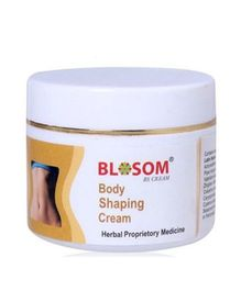 Lasky Herbal Blosom Body Shaping Toning And Slimming Cream Pack Of 6 - 50 gm