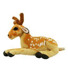 O Teddy Sitting Deer - Brown