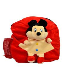 O Teddy Shoulder Bag - Red