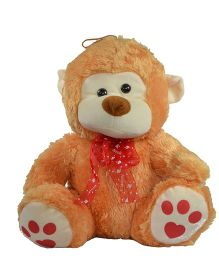O Teddy Cute Teddy Soft Toy - Brown