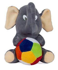 O Teddy Crazy Elephant - Grey