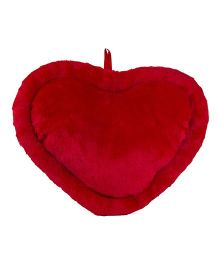 O Teddy Special Heart Cushion - Red