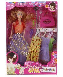 Fab & Funky Fashion Girl Doll