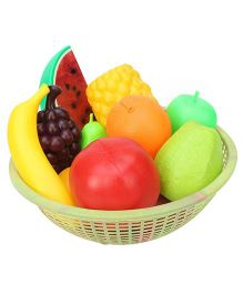 Ratnas Fruit Basket L.green - 11 Pieces