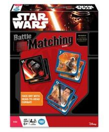 Wonderforge Star Wars Matching Game